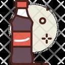 Coke Bottle Icon