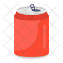 Cola Tin Soda Can Drink Icon