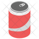 Cola Tin Drink Soft Drink Icon