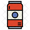Cola tin Icon