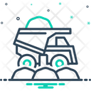 Cola Truck Mine Trolley Mines Icon