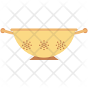 Colander Filter Kitchenware Icon