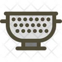 Colander Kitchen Cooking Icon