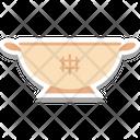 Colander Sieve Strainer Icon