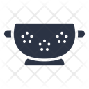 Colander Strainer Basket Icon