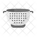 Colander Kitchen Sieve Strainer Icon