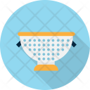 Colander Kitchen Object Icon