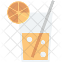 Cold Drink Juice Icon