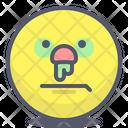 Cold Sick Face Icon