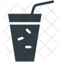 Cold Drink Ice Icon