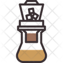 Cold Brew Coffee Brew Icon