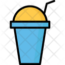 Cold Coffee Icon