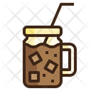 Idrink Coffee Iced Icon