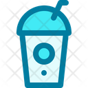 Ice Tea Refreshment Herbal Tea Icon