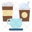 Coffee Cup Mug Restaurant Icon