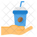 Freppe Coffee Hand Icon
