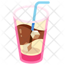 Iced Latte Icon