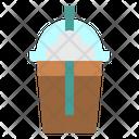 Cold Coffee Icon