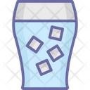 Cold Drink Drink Glass Fizzy Drink Icon