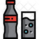 Cold Drink Cold Drink Bottle Cold Drink Glass Icon