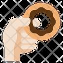 Food And Restaurant Baker Doughnut Icon