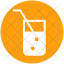 Cold Drink Drink Glass Icon