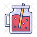 Cold Drink Ice Tea Ice Icon