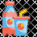 Cold Drink Drink Soda Icon
