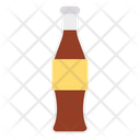 Cold Drink Bottle Bewerages Icon
