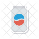 Cold Drink Tin Icon