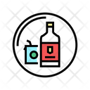 Drinks Department Store Icon