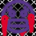 Cold Face Icon
