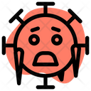 Cold Face Coronavirus Emoji Coronavirus Icon