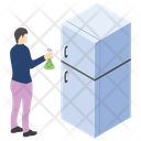 Cold Solution Icon