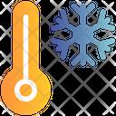 Thermometer Temperature Winter Icon