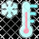 Thermometer Temperature Cold Icon
