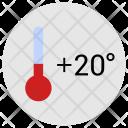 Cold Temperature Icon