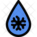Snowy Snow Natural Icon