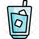 Ice Cold Water Icon