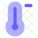 Cold Weather Minus Freeze Weather Icon