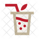 Cold Drink Tea Coffee Icon