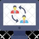 Collaboration Communication User Icon