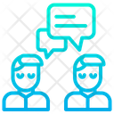 Chat Chatting Collaborate Icon