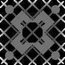 Collaboration Management Organization Icon