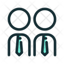Collaboration Team Members Icon