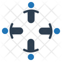 Collaboration Community Friendship Icon