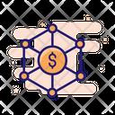 Collaboration Gear Teamwork Icon