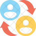 Team Group Collaboration Icon