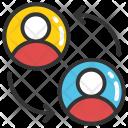 Collaboration Cooperation Teamwork Icon