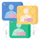 Collaboration Apps Icon